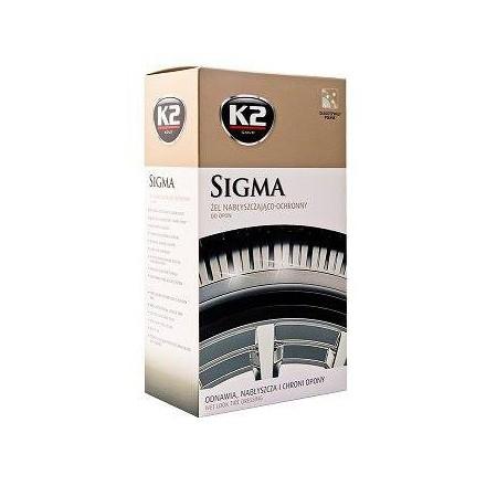 K2 Sigma loščilo za pnevmatike