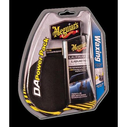 Meguiar's Waxing Power Pack