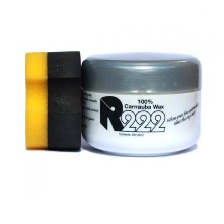 R222 100% Carnauba Wax 200ml + aplikator