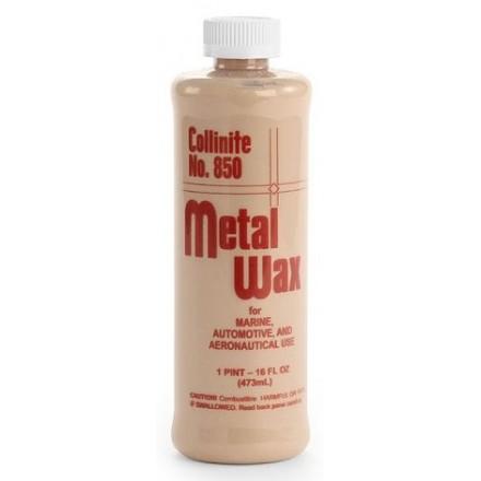Collinite No. 850 Metal Wax 473ml